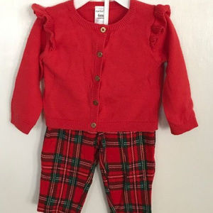 Carter's Infant Girl Outfit